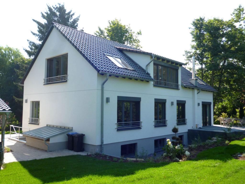 Umbau Einfamilienhaus 0