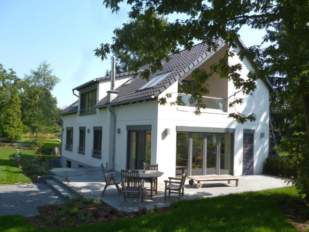 Umbau Einfamilienhaus 2