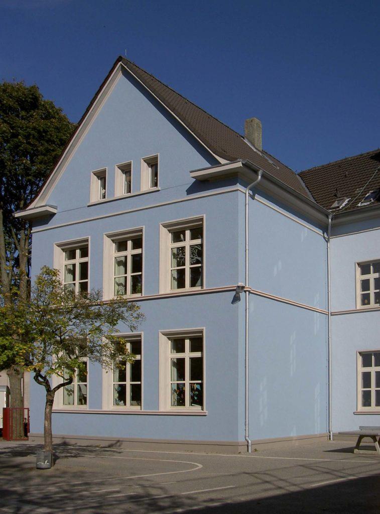 Sanierung Grundschule 2