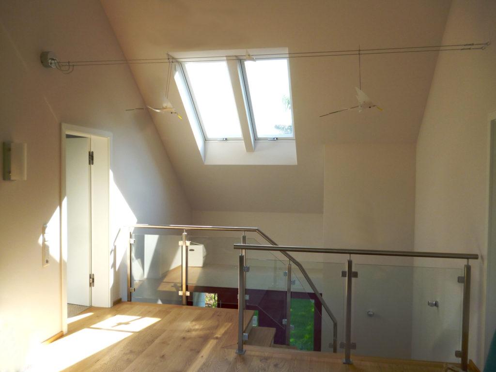 Umbau Einfamilienhaus 4