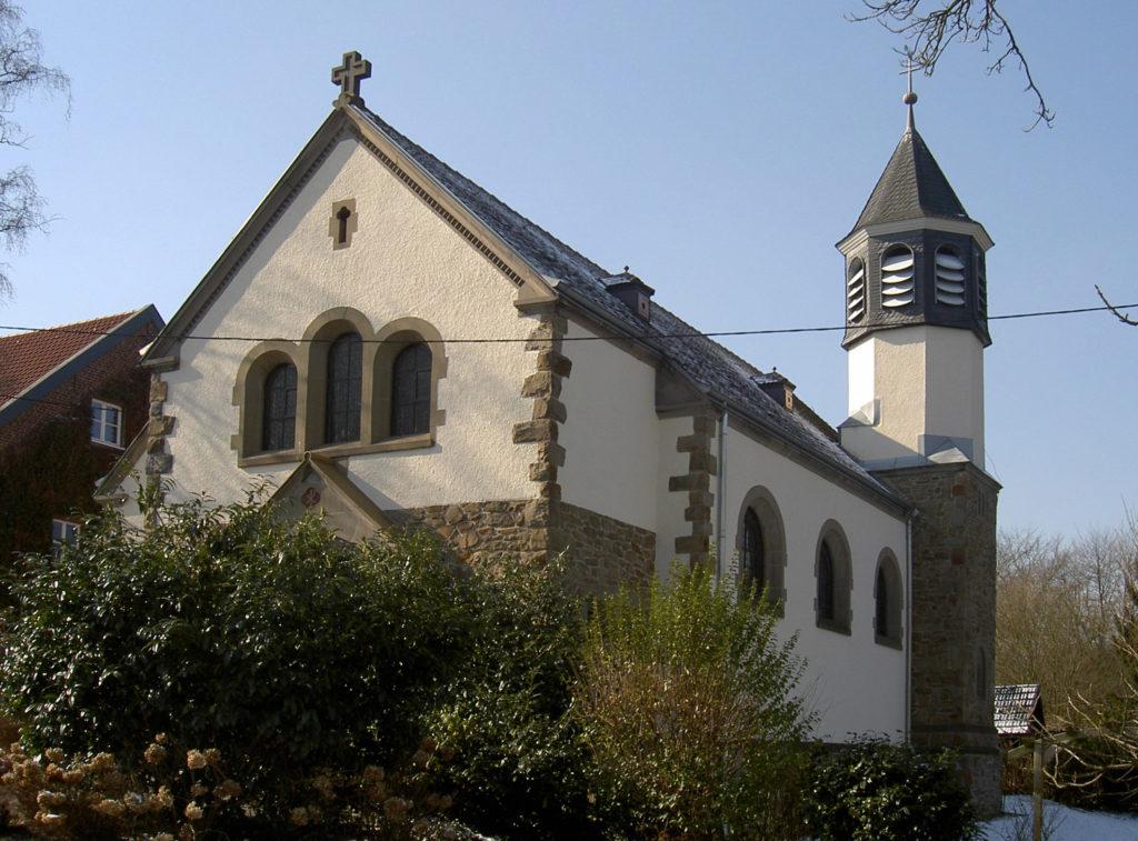 Sanierung Kapelle 1