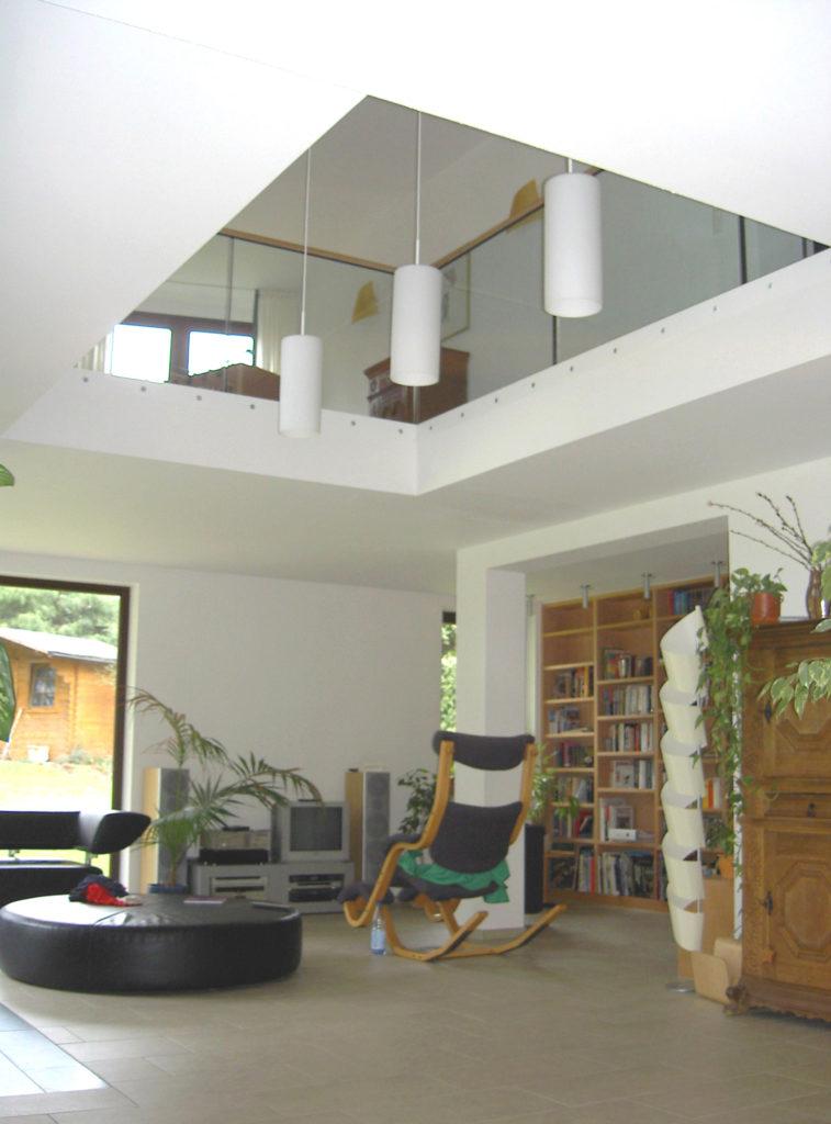 Umbau Einfamilienhaus mit Praxis 2