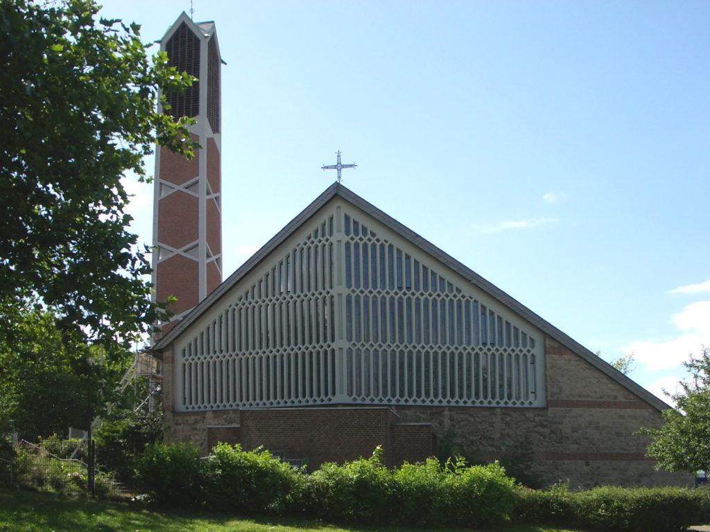 Sanierung Pfarrkirche St. Ludgerus 1