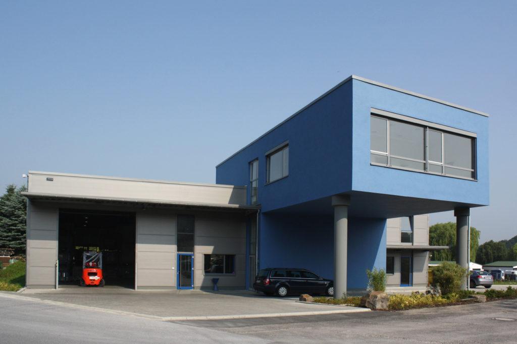 Neubau Halle Miguss 2