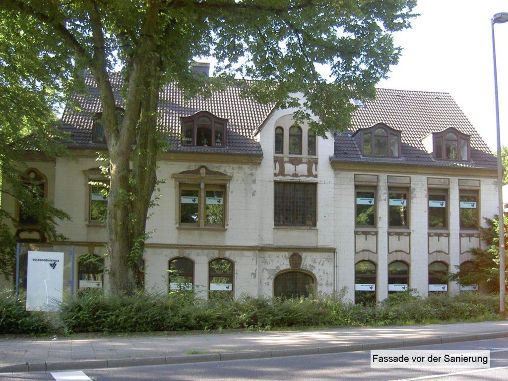 Sanierung Musikschule 1