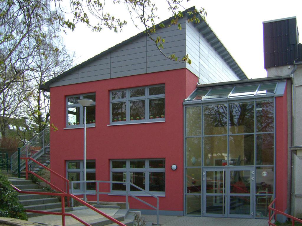 Anbau Offene Ganztagsschule 2