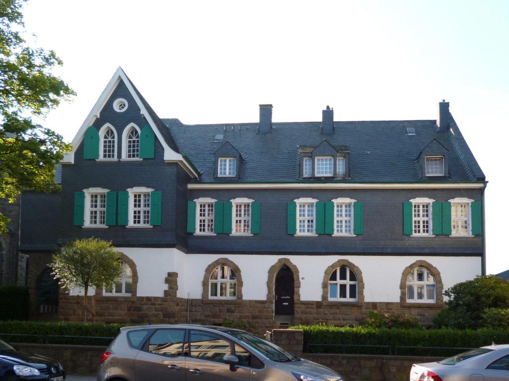 Fassadensanierung Pfarrhaus 1