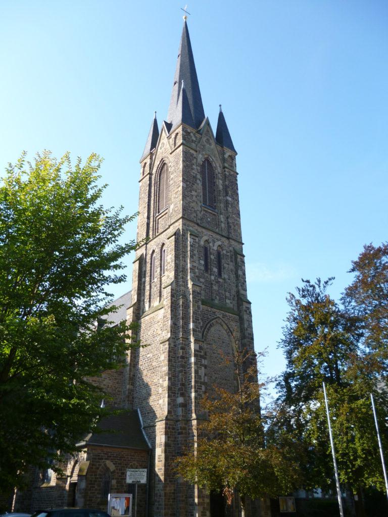 Innenputzsanierung Pfarrkirche St. Suitbertus 1