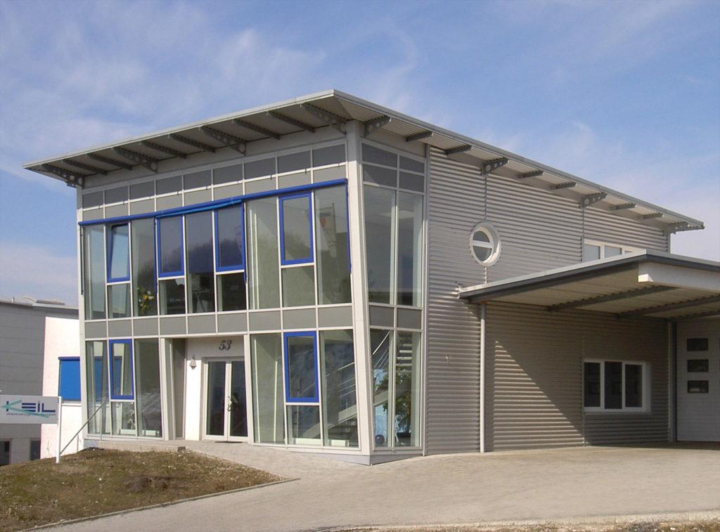 Neubau Halle 0