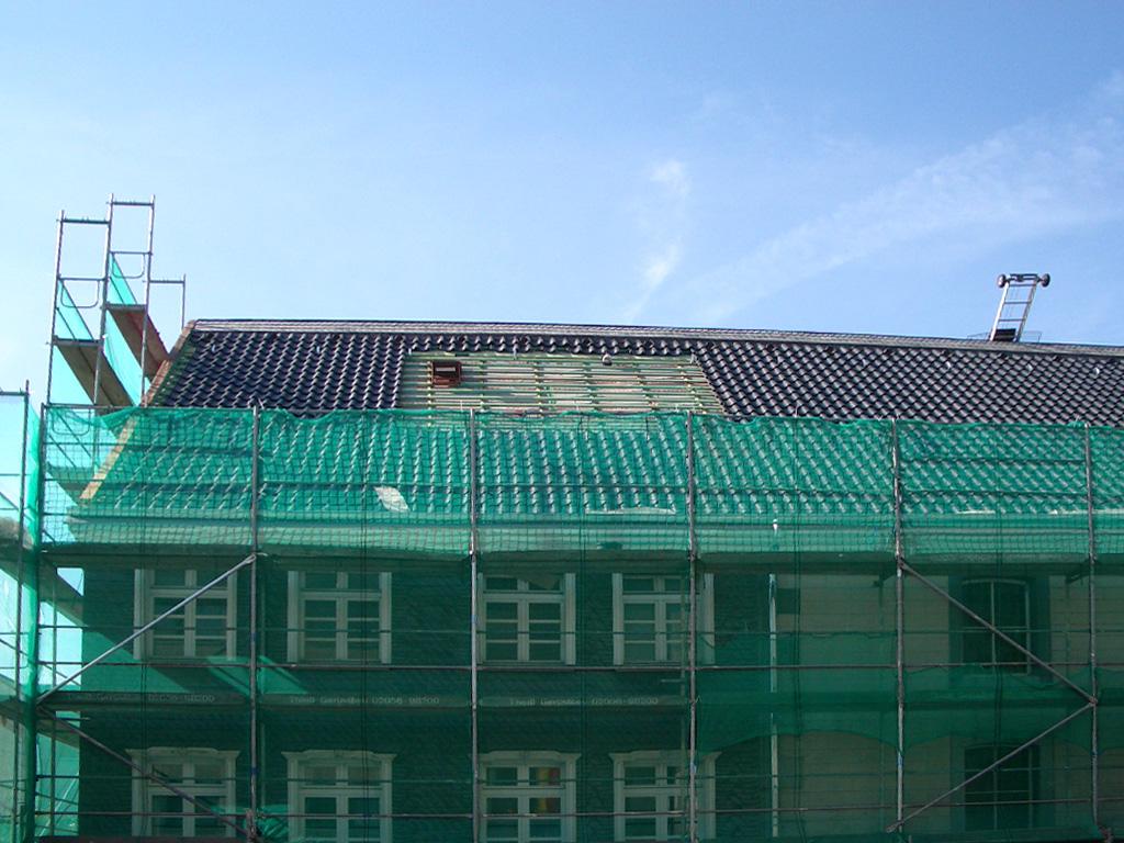 Sanierung Wohn- und Kirchengebäude 1