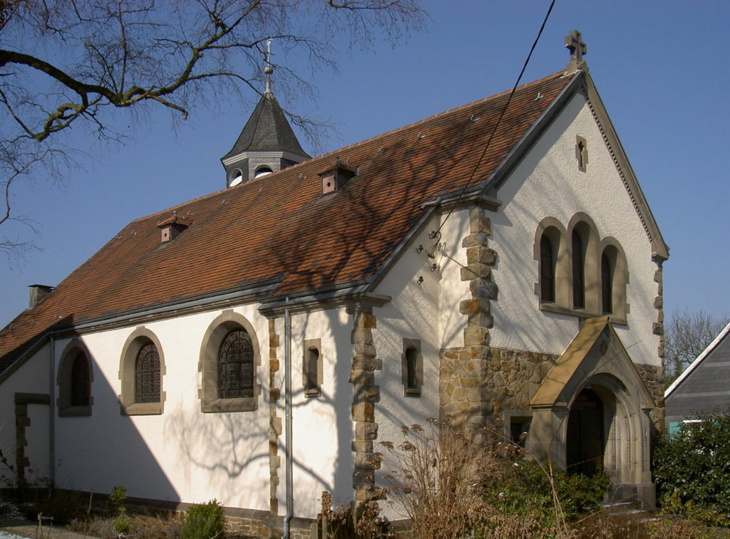 Sanierung Kapelle 2