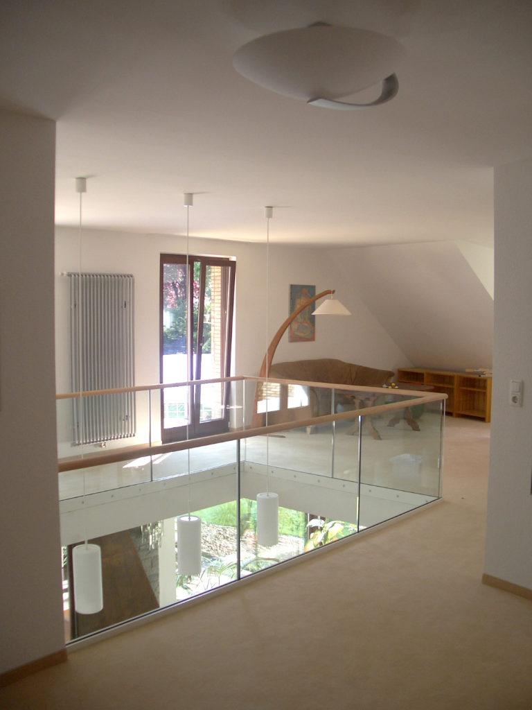 Umbau Einfamilienhaus mit Praxis 0