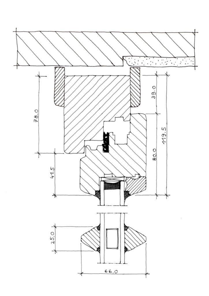 Fenstersanierung Fachwerkhaus 2