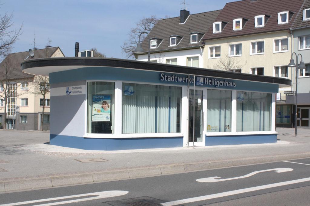 Umbau Kundencenter 1