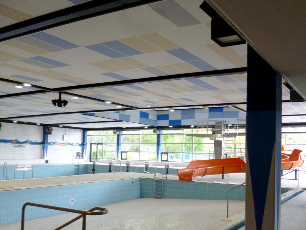 Sanierung Tragkonstruktion Hallenbad 2
