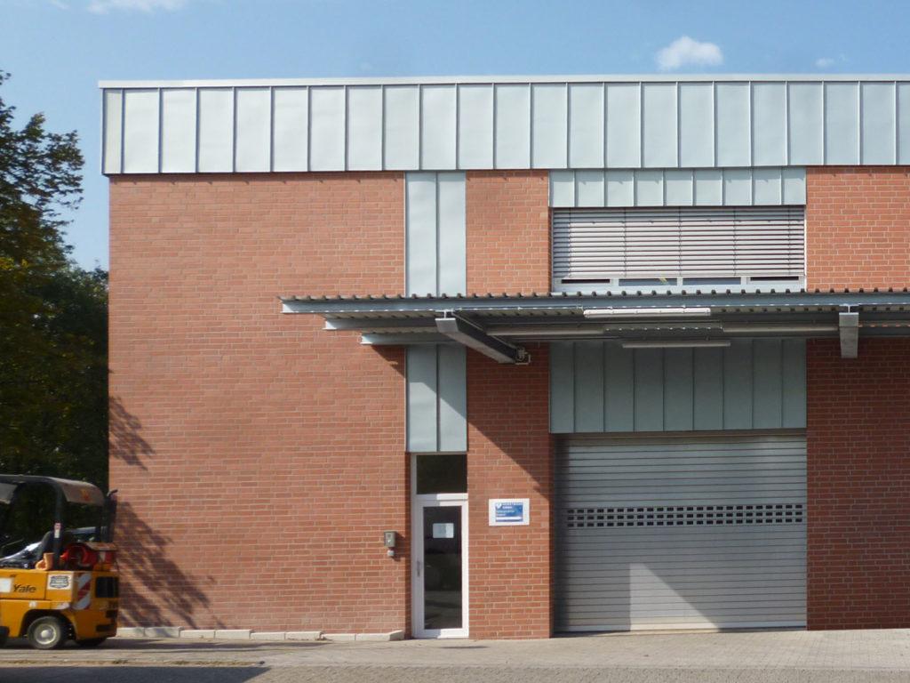 Erweiterung Produktionshalle Horstmann GmbH 0