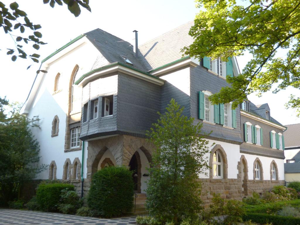 Fassadensanierung Pfarrhaus 2