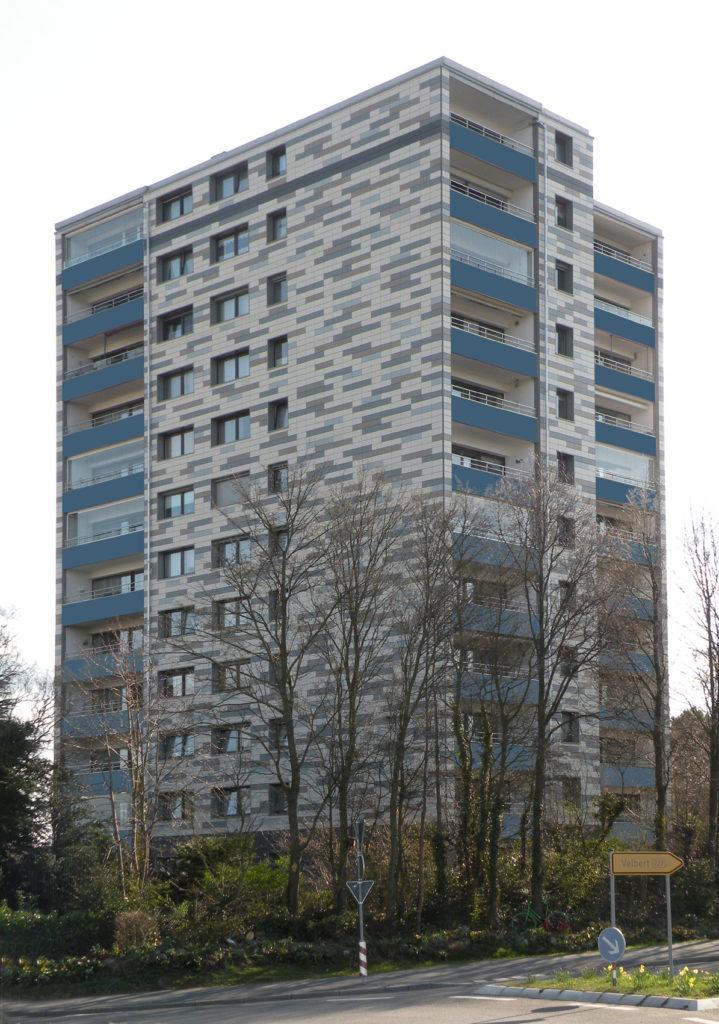 Fassadensanierung Hochhaus 0