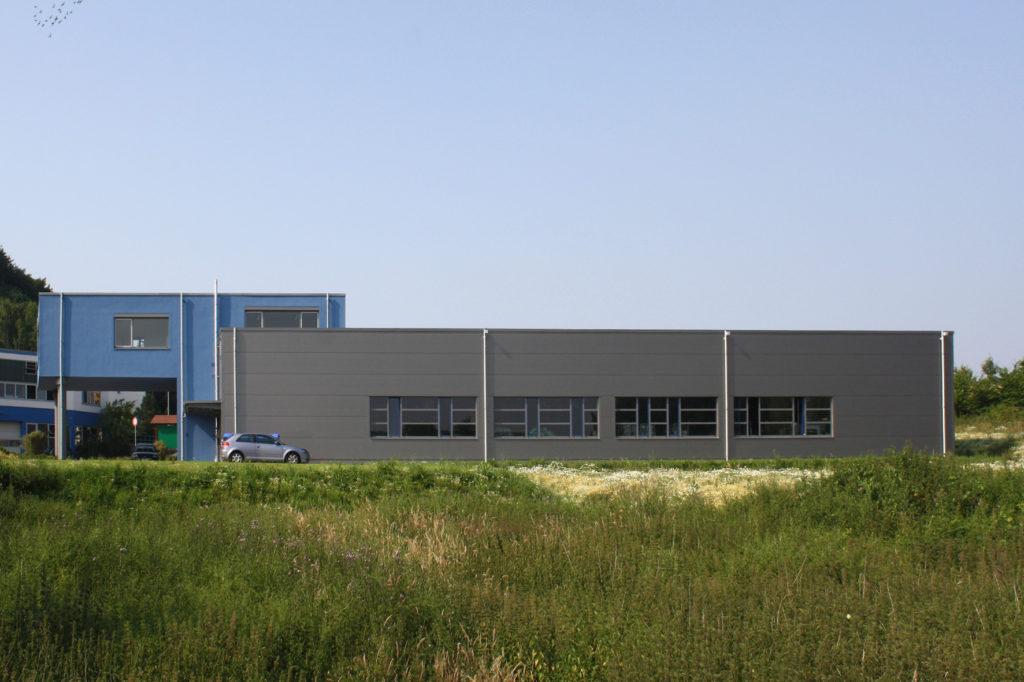 Neubau Halle Miguss 0