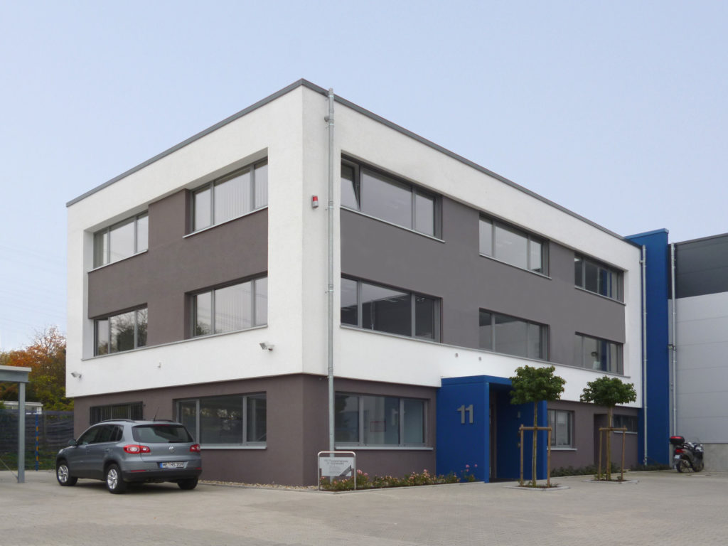 Neubau Halle Horstmann & Schwarz 0