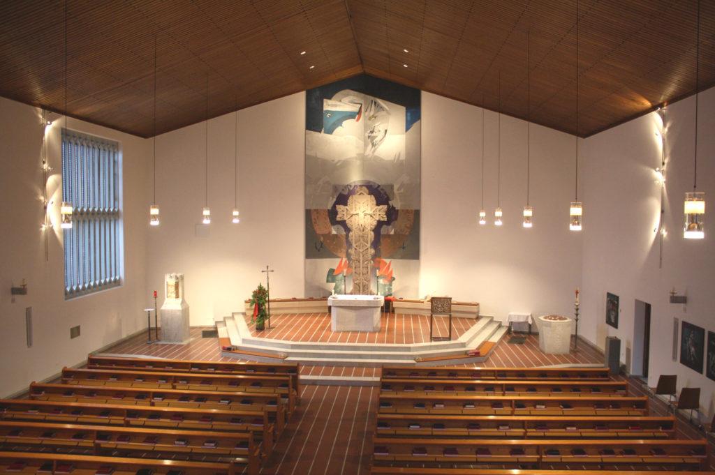 Sanierung Pfarrkirche St. Ludgerus 3