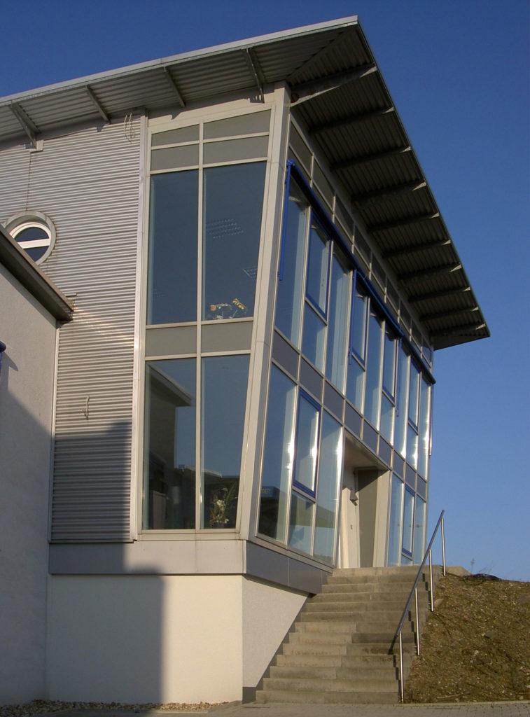 Neubau Halle 1