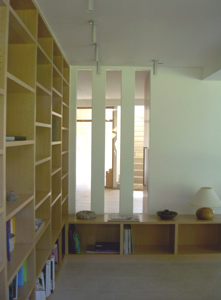 Umbau Einfamilienhaus mit Praxis 4
