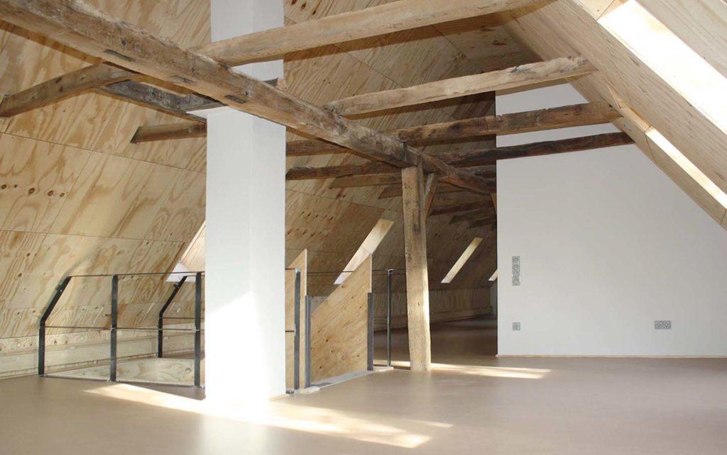 Sanierung Bauernhaus 1