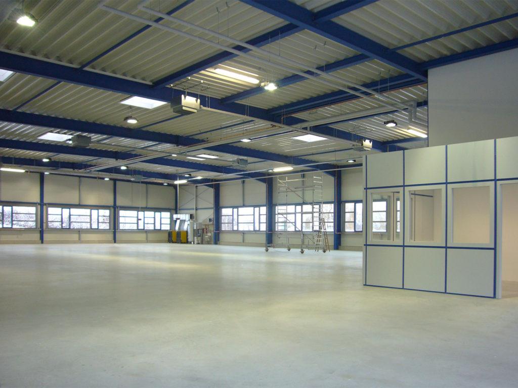 Neubau Halle Miguss 3