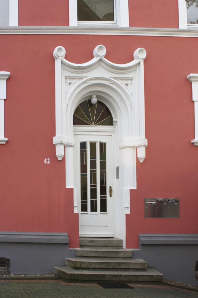 Sanierung gründerzeitliches Mehrfamilienhaus 2