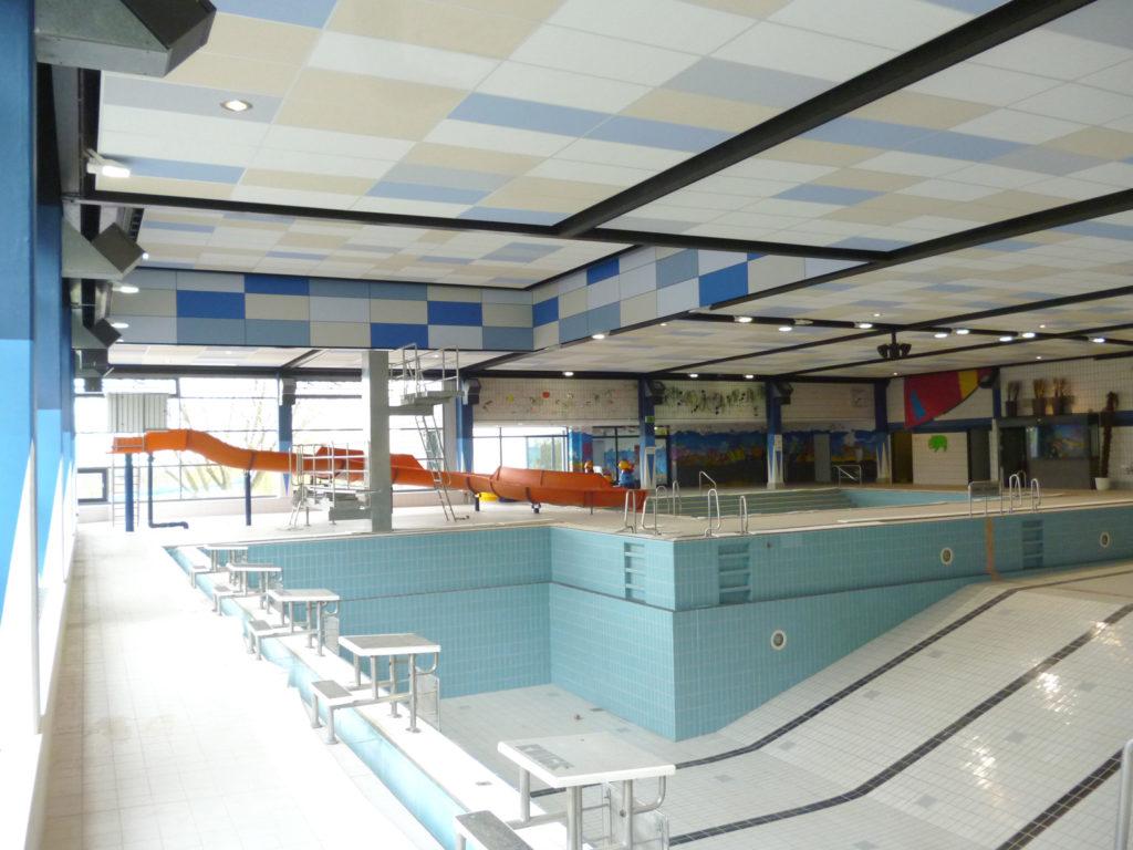 Sanierung Tragkonstruktion Hallenbad 0
