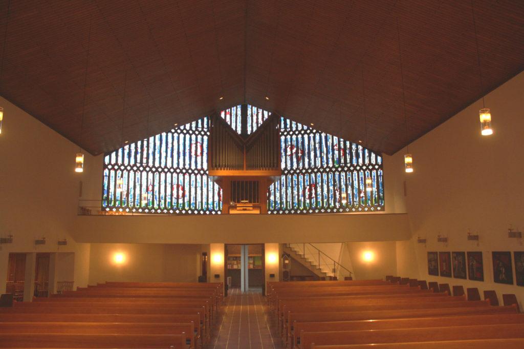 Sanierung Pfarrkirche St. Ludgerus 4