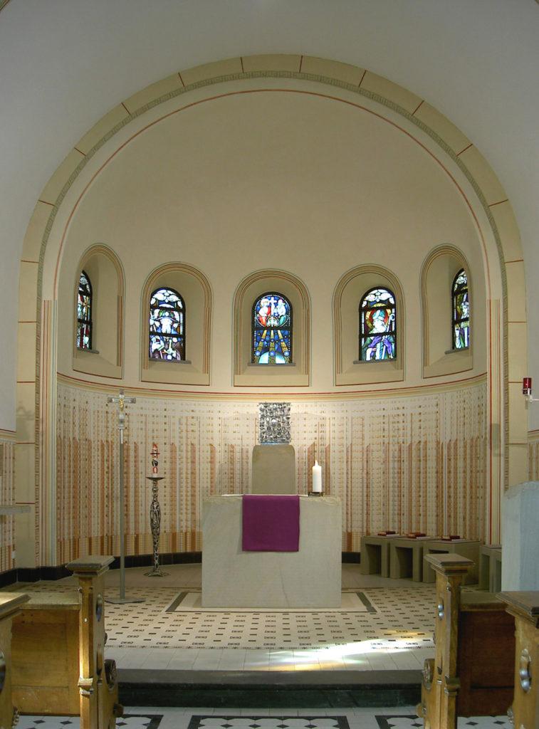 Sanierung Kapelle 3