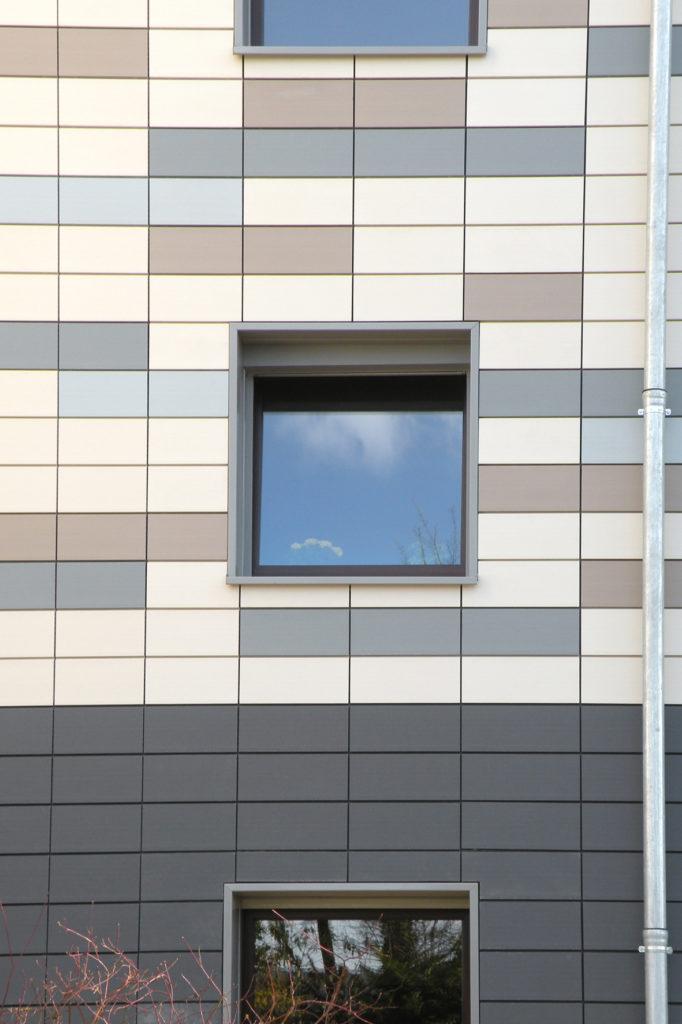 Fassadensanierung Hochhaus 4