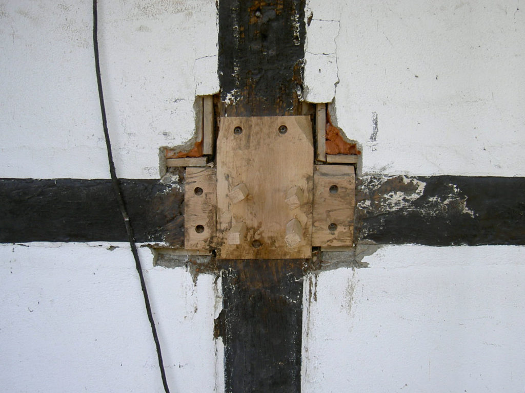 Sanierung Fachwerkfassade 5