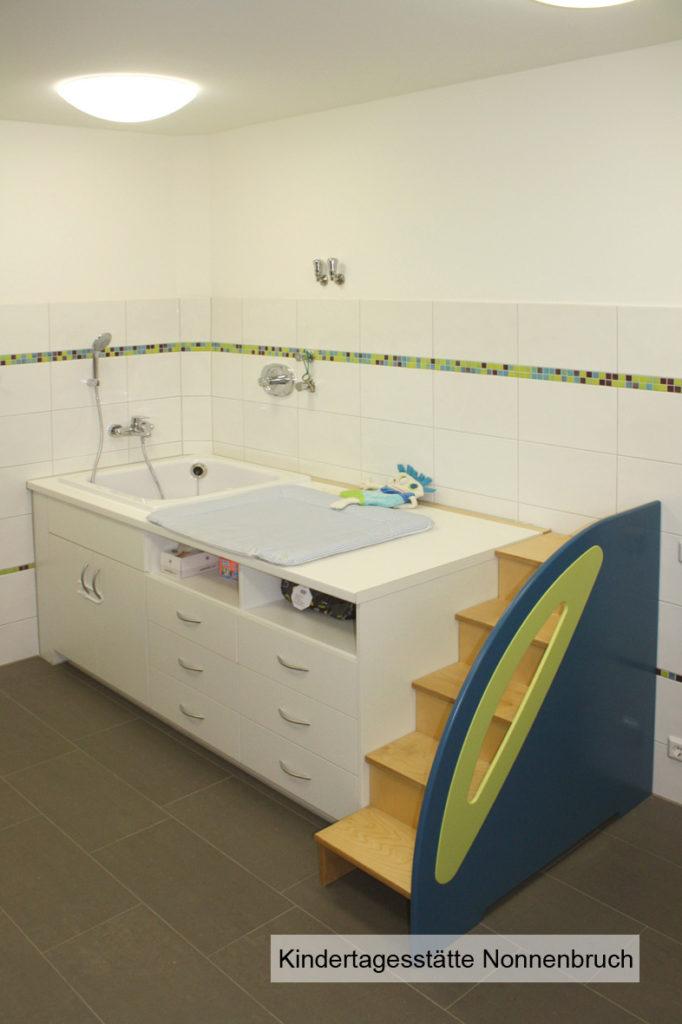 Umbau Kindertagesstätten 1