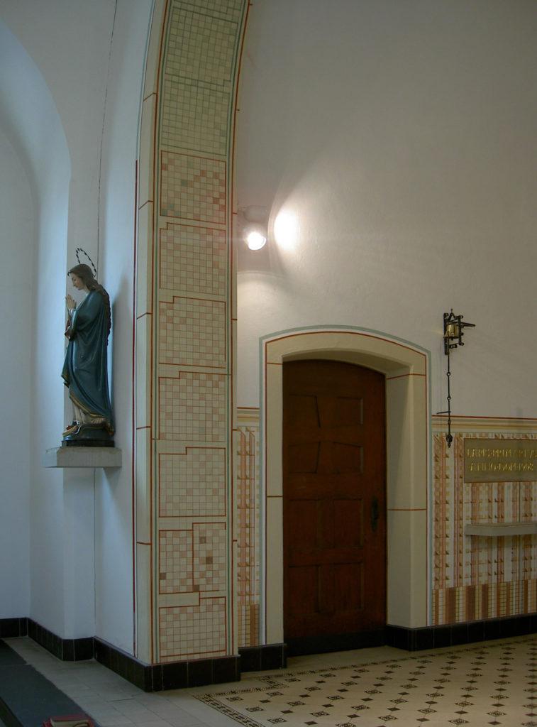 Sanierung Kapelle 5