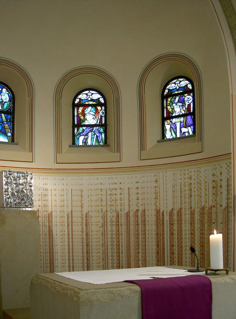 Sanierung Kapelle 4