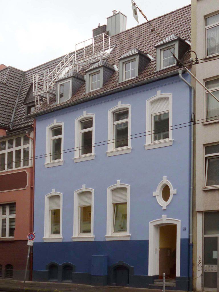 Umbau Mehrfamilienhaus 0