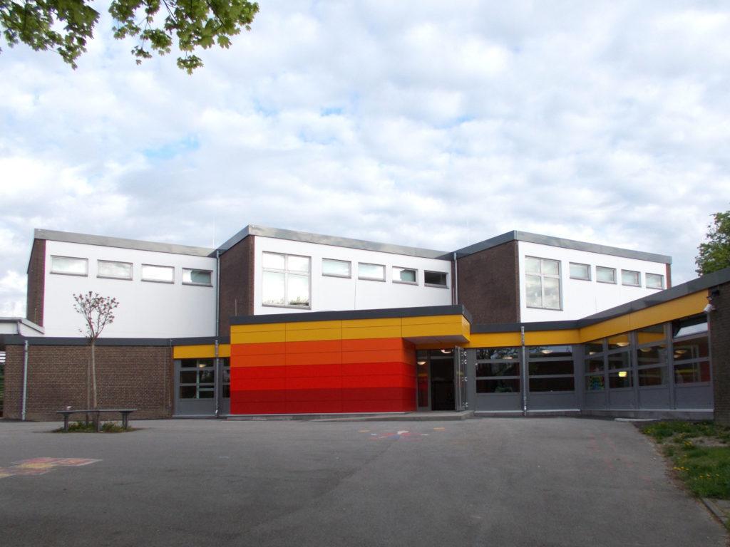 Sanierung und Anbau Grundschule 1