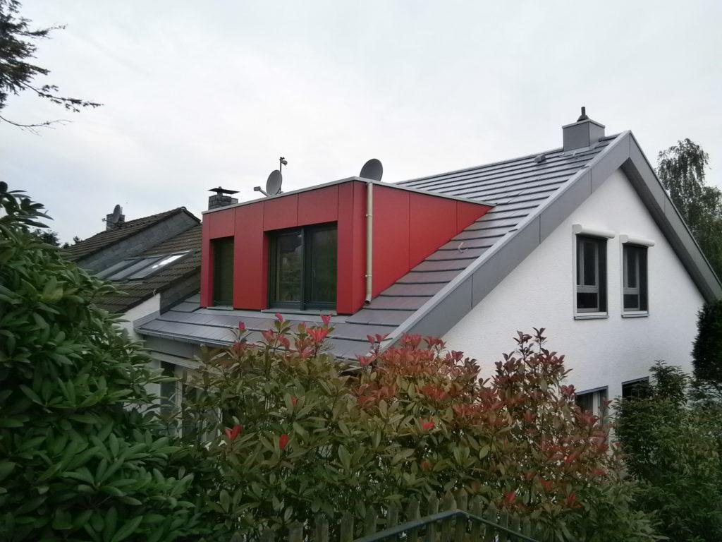 Erstellung Dachgaube 1