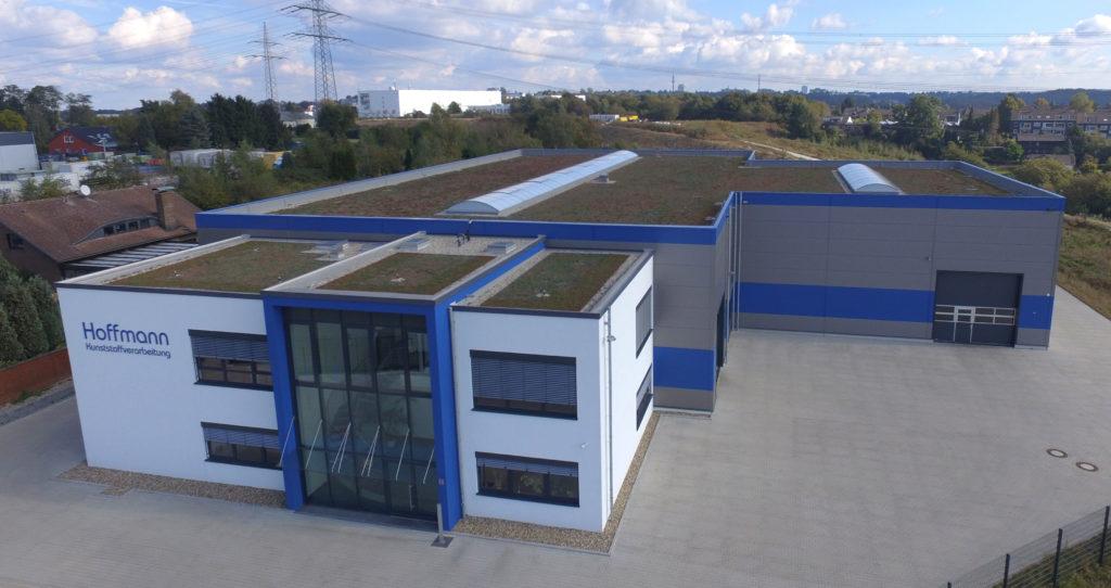 Neubau Halle Hoffmann GmbH 0