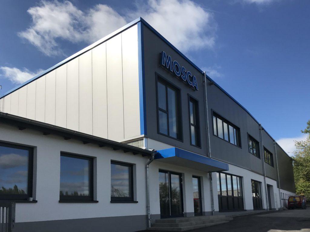 Neubau Halle Mosca GmbH 0