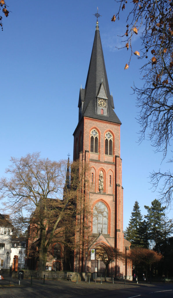 Sanierung Kirche St. Michael 0