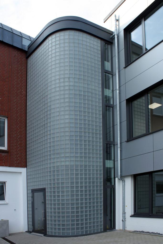 Anbau Bürogebäude Horstmann GmbH 0