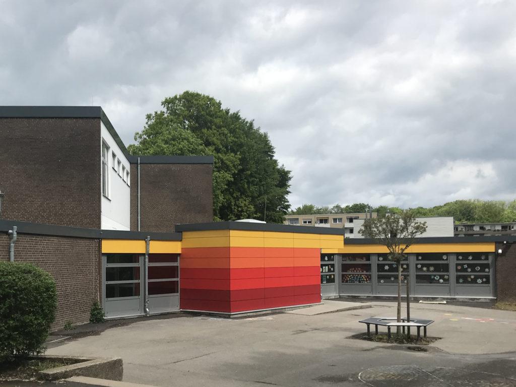 Sanierung und Anbau Grundschule 0