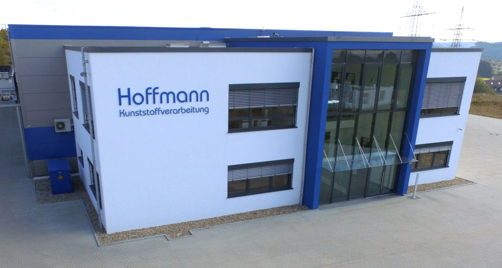 Neubau Halle Hoffmann GmbH 1