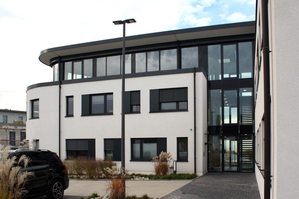 Neubau Bürogebäude Mindermann GmbH 1