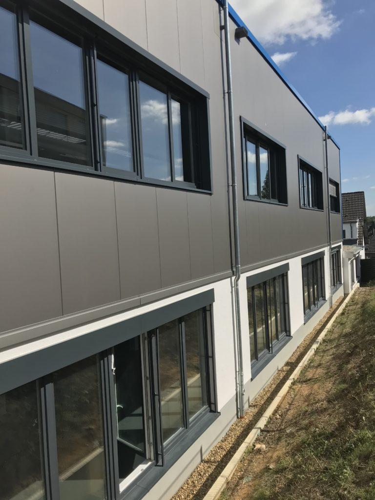 Neubau Halle Mosca GmbH 1