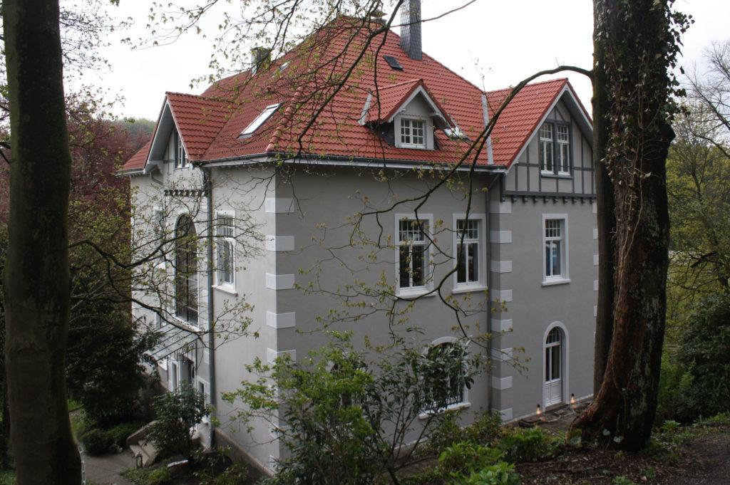 Umbau gründerzeitliche Villa 1